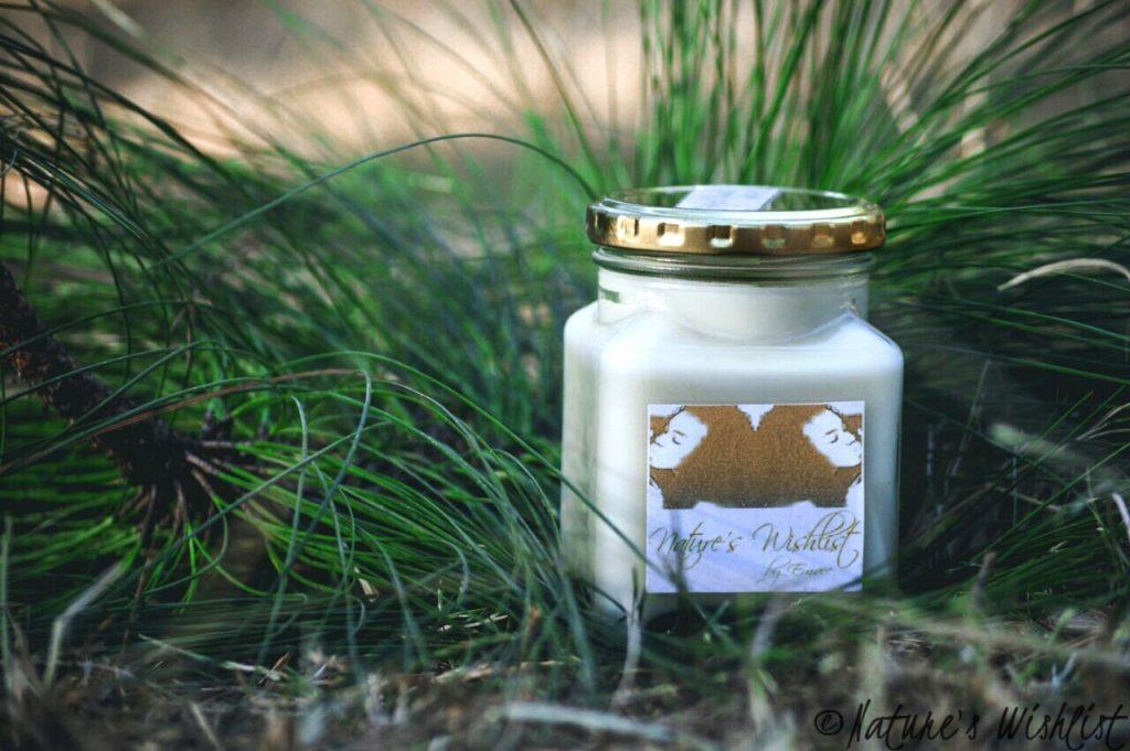 Nature's Wishlist unrefined shea butter